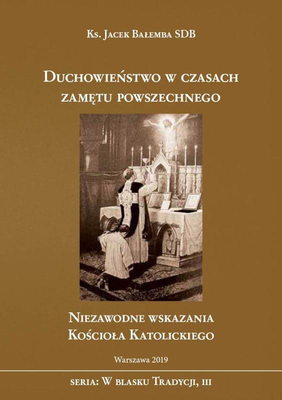 Okladka Duchowienstwo