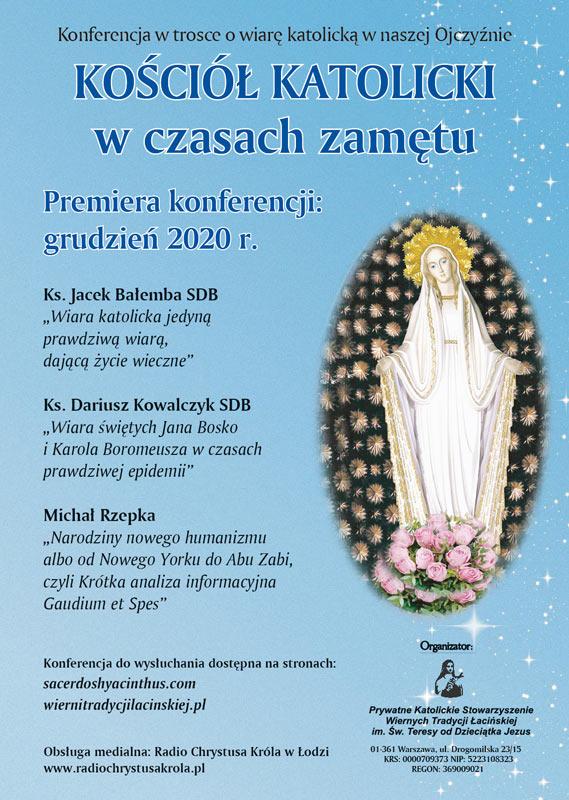 Warszawa 2020 Z Tematami Konferencji 01